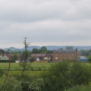 View from Halford