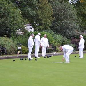 Swindon West End Bowls Club Characters Corner