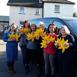 BOSP Brighter Opportunities through Supported Play BOSP's Travelling Star