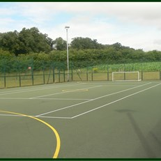5 aside court