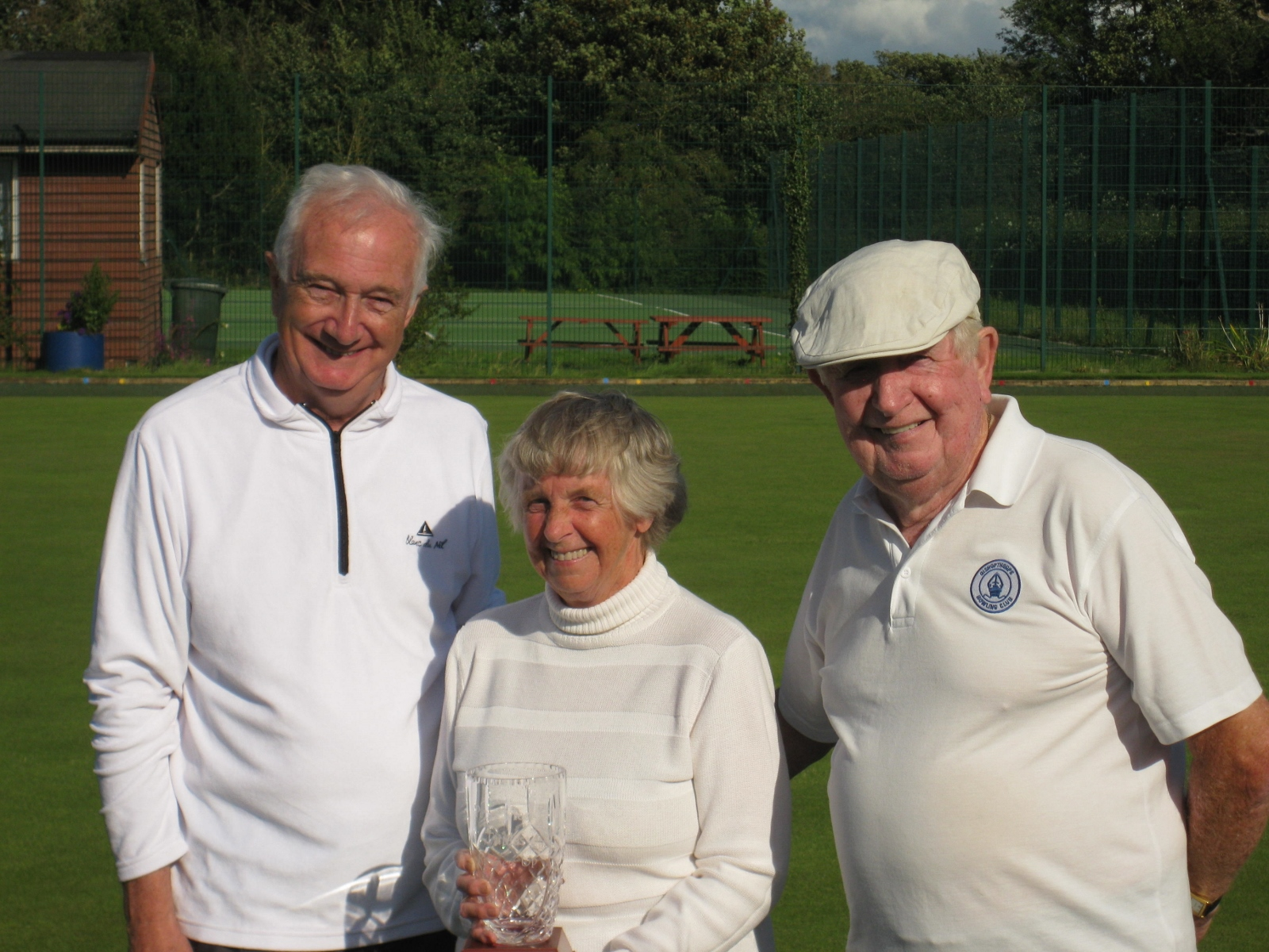 Peter Meek Triples Runners-Up
