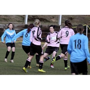 Flitwick Ladies Football Match
