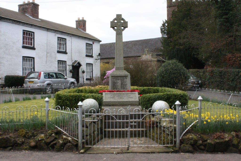 Prees War Memorial