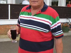 Ex Saturday Captain, John Ward