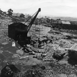 Salterforth Quarry