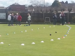 Bournemouth Electric Bowls Club Open Day