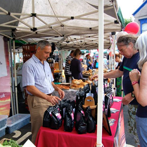 Gallery, Uplands Farmers' Market