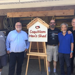 Coquitlam Men's Shed