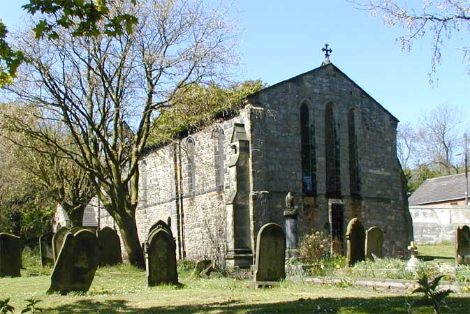 St. Andrews Church, Dalton-le-Dale