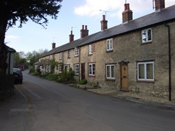 Terraced cottages Bridge Rd
