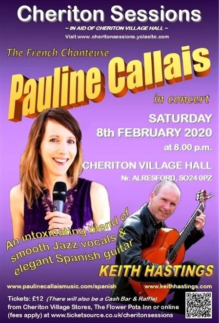 Cheriton Village Hall, Previous Events