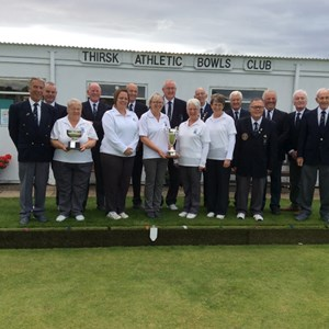 Winners of the Hovingham League and Waltham cup 2017