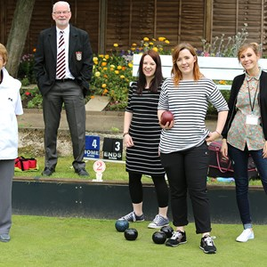 Collingwood Bowls Club Voda friendly 2017