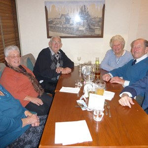 Westbrook Bowls Club 24/11/2018 Presentation Lunch
