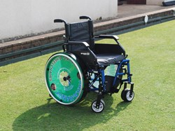 New Club Wheelchair