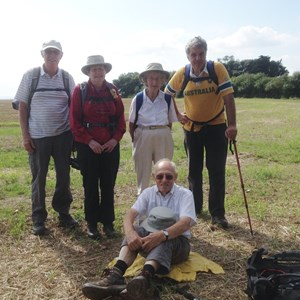 Titchfield Walk 18th Sept 2016