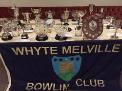 Whyte Melville Lawn Bowls Club Northampton Presentation Evening 2016