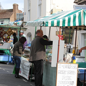 Our Markets, Worcestershire Farmers Markets
