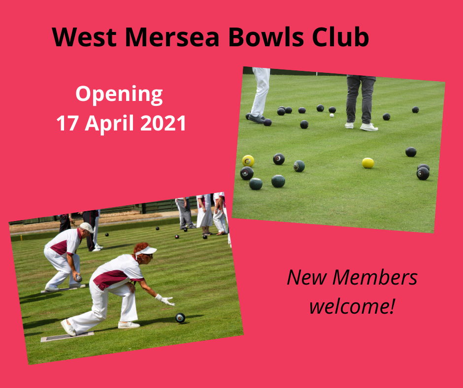 West Mersea Bowls Club Outdoor