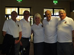 Kings Bowls Club Potters