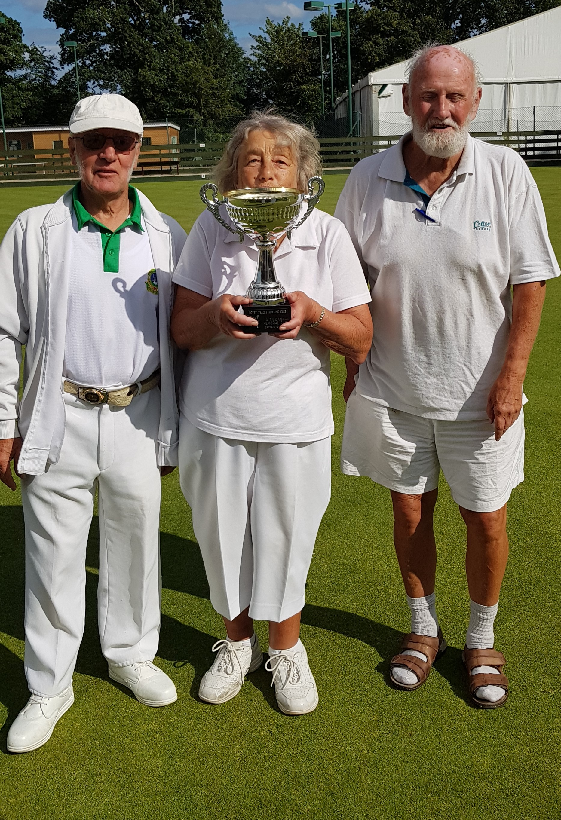 Bovey Tracey Bowling Club Club Drawn Triples 2019