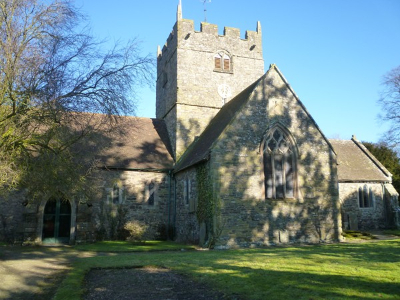 Holy Trinity Church Wistanstow