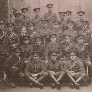 Sherwood Rangers Yeomanry 'A' Coy 1915 (Gallipoli Campaign)