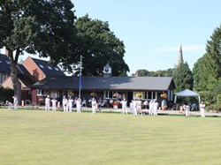 Market Bosworth Bowls Club President's Day 1 September 2018