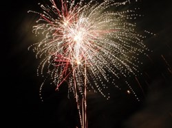 Oakley Community Association Oakley & Deane Fireworks 2019