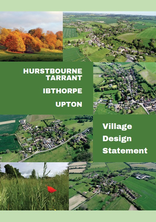 Village Design Statement cover page