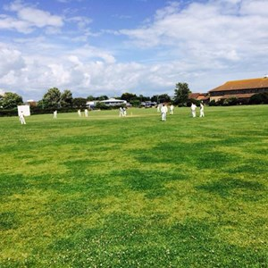 Selsey Cricket Club Match