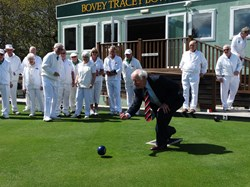 Bovey Tracey Bowling Club Opening Of The Green