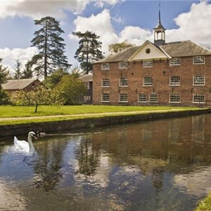 Whitchurch Silk Mill Access