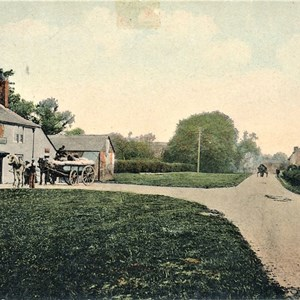 The White Hart c1905