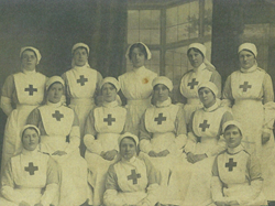 British Red Cross Nurses