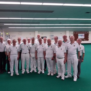 Over-60s County-Trophy Champions 2017: Isca