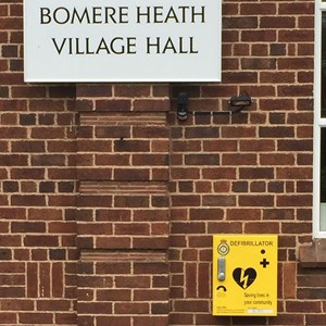 Bomere Heath & District Parish Council A.E.D