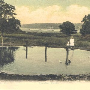 Satchell Pond c.1905