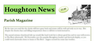 Houghton Village website Houghton News