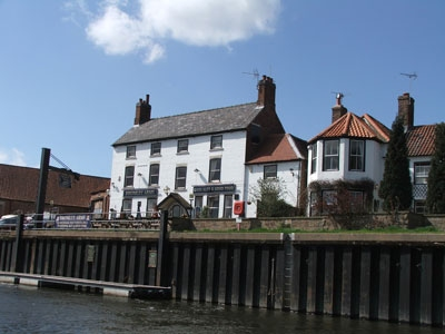 The Bromley Arms, Fiskerton cum Morton