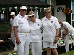 Kings Bowls Club 25th Anniversary