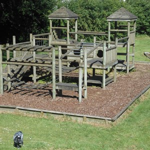 Village Playground, Warnford Village