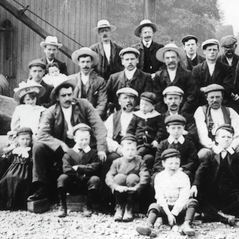 Boatyard Workers, Salterforth