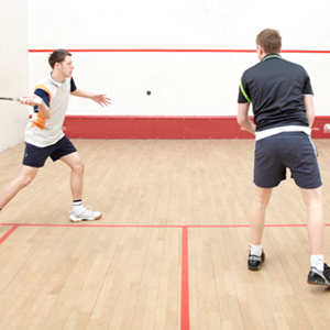 About Us, Whitchurch Squash Club