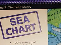 Sea Chart - 100% Waterproof material
