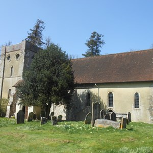 The Church of our Lady, Warnford