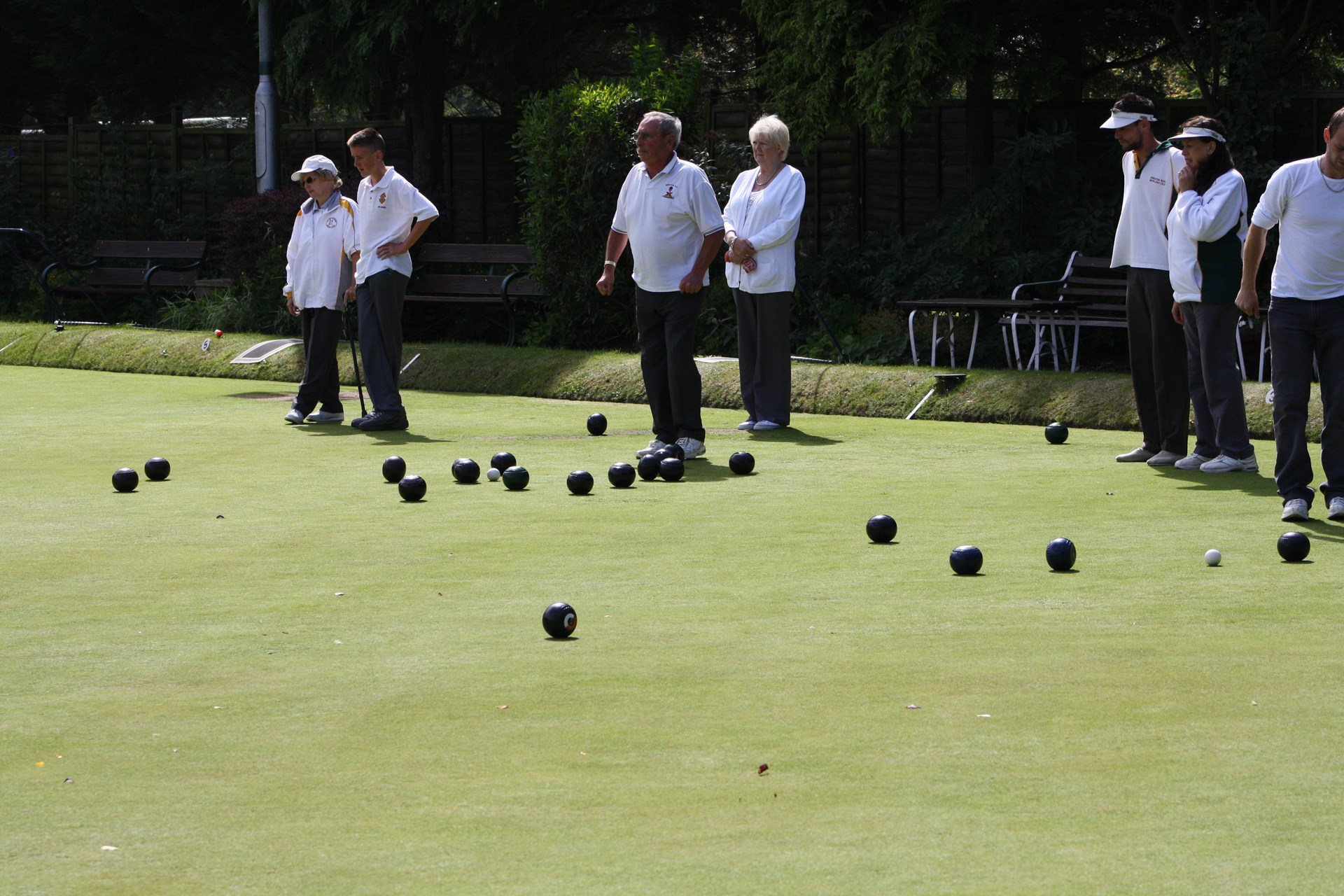 Oldington Bowling Club About Us
