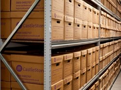 Document Storage & Archiving