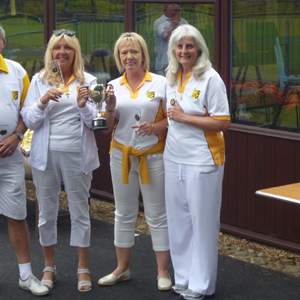 Captains Day 2015 - Winners