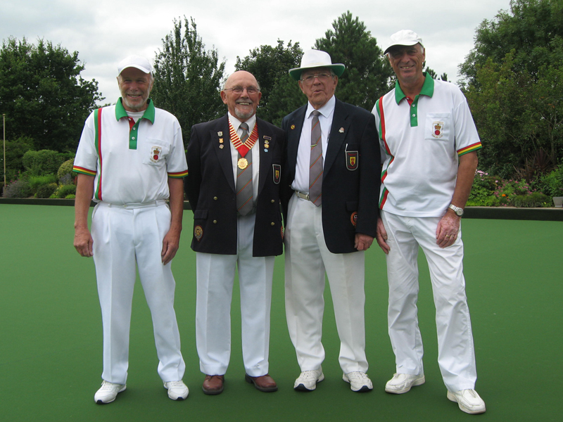 Lockswood Bowling Club Men's Singles